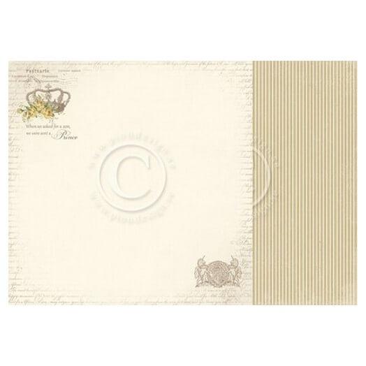Χαρτί Scrapbooking Pion Design, My Beloved Son, διπλής όψης