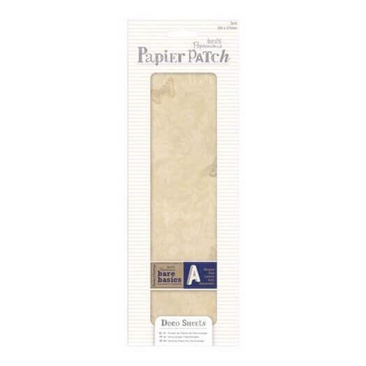 Decoupage Papier Patch - Vintage Damask - σετ 3τεμ