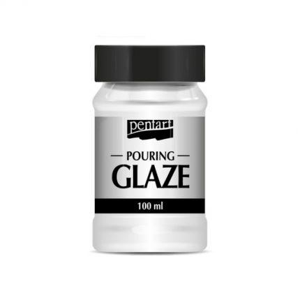 Pouring Glaze 100ml, Pentart (Βερνίκι σμάλτου)