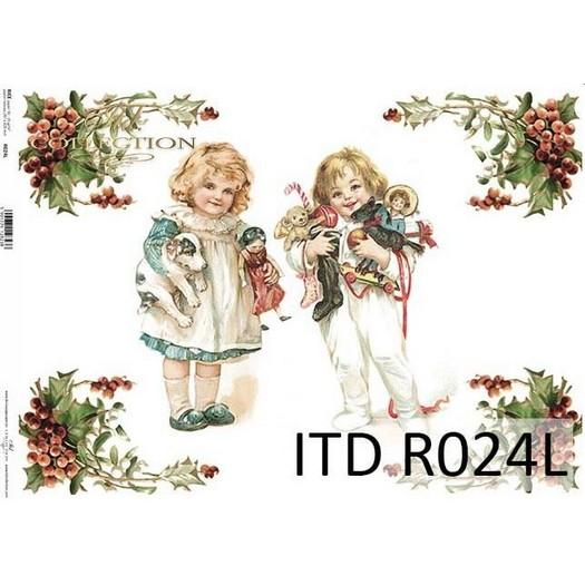 Ριζόχαρτο ITD, 30x40cm, R0024L