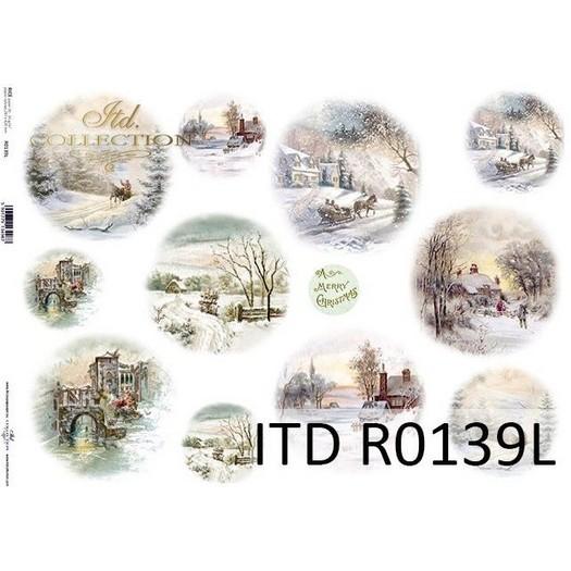 Ριζόχαρτο ITD, 30x40cm, R0139L
