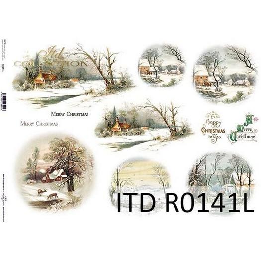 Ριζόχαρτο ITD, 30x40cm, R0141L