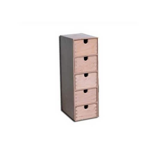 Μικροέπιπλο συρταριέρα 15 x 21x 47cm