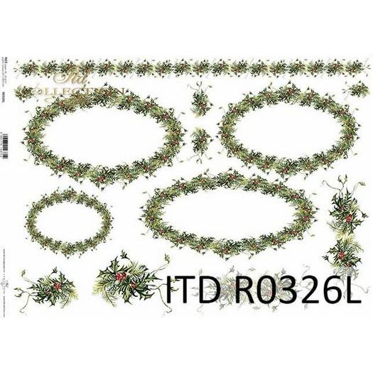 Ριζόχαρτο ITD, 30x40cm, R0326L