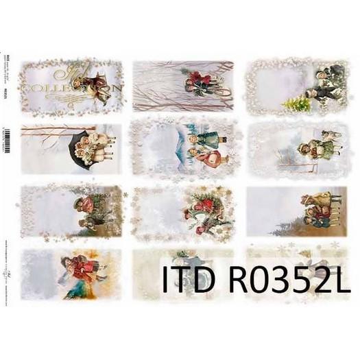 Ριζόχαρτο ITD, 30x40cm, R0352L