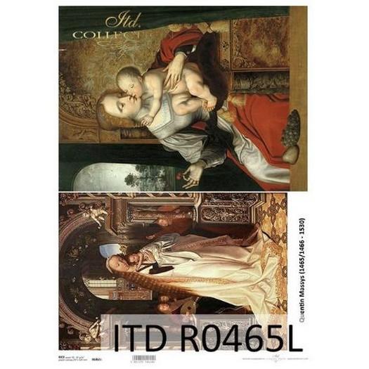 Ριζόχαρτο ITD, 30x40cm, R0465L