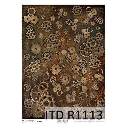 Ριζόχαρτο ITD Collection, 21x29cm, R1113