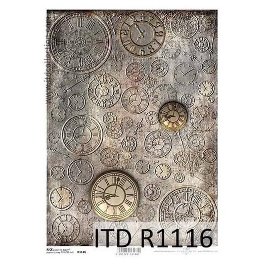 Ριζόχαρτο ITD Collection, 21x29cm, R1116