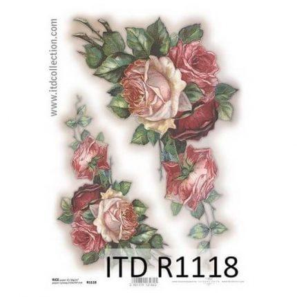 Ριζόχαρτο ITD Collection, 21x29cm, R1118