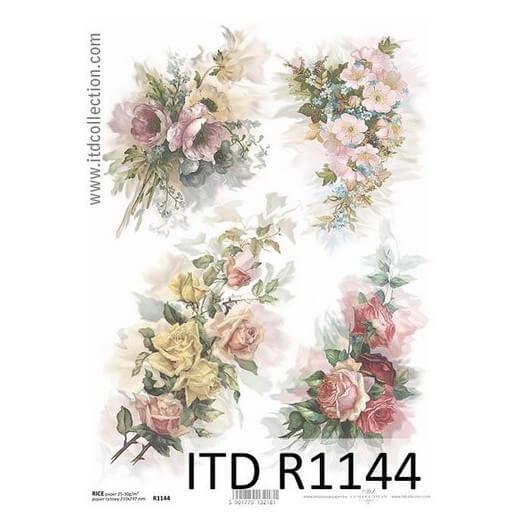Ριζόχαρτο ITD Collection, 21x29cm, R1144