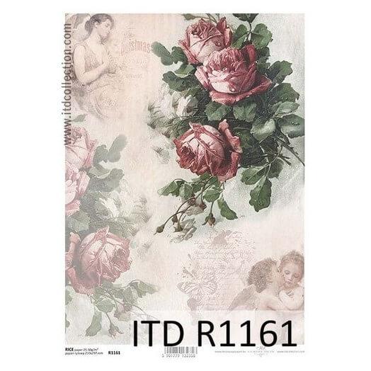 Ριζόχαρτο ITD Collection, 21x29cm, R1161