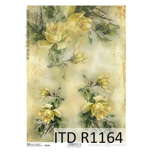 Ριζόχαρτο ITD Collection, 21x29cm, R1164