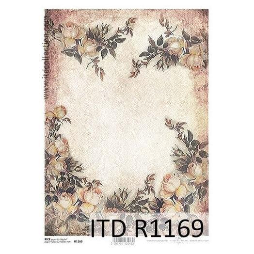 Ριζόχαρτο ITD Collection, 21x29cm, R1169