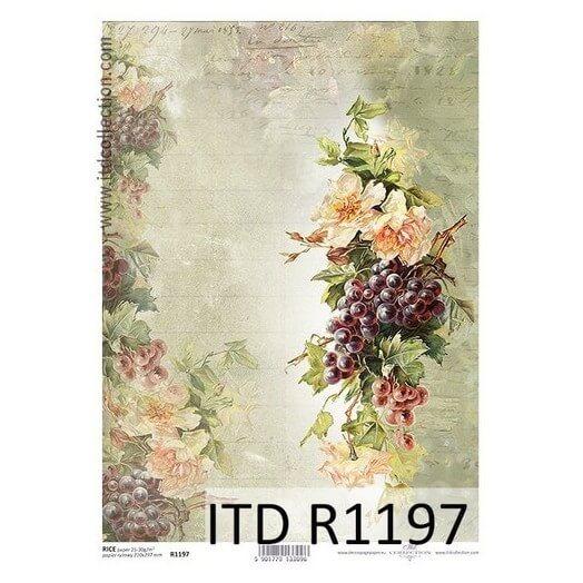 Ριζόχαρτο ITD Collection, 21x29cm, R1197