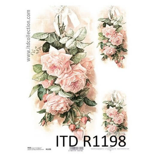 Ριζόχαρτο ITD Collection, 21x29cm, R1198