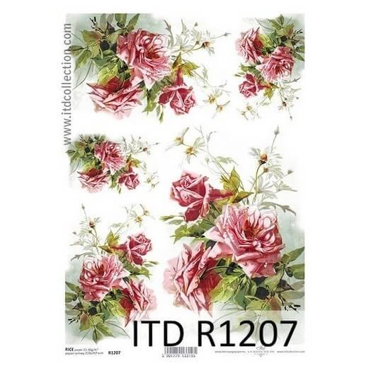 Ριζόχαρτο ITD Collection, 21x29cm, R1207