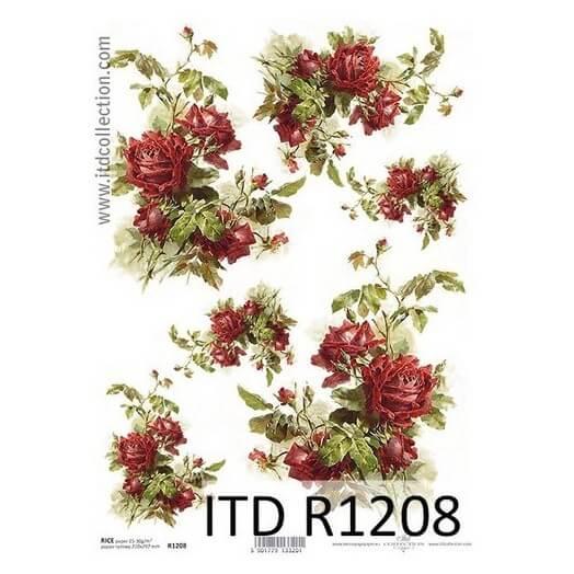 Ριζόχαρτο ITD Collection, 21x29cm, R1208
