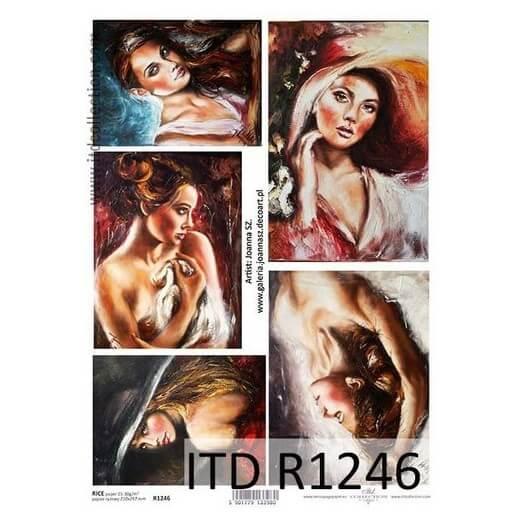 Ριζόχαρτο ITD Collection, 21x29cm, R1246