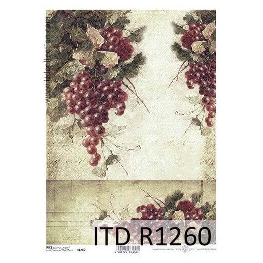 Ριζόχαρτο ITD Collection, 21x29cm, R1260
