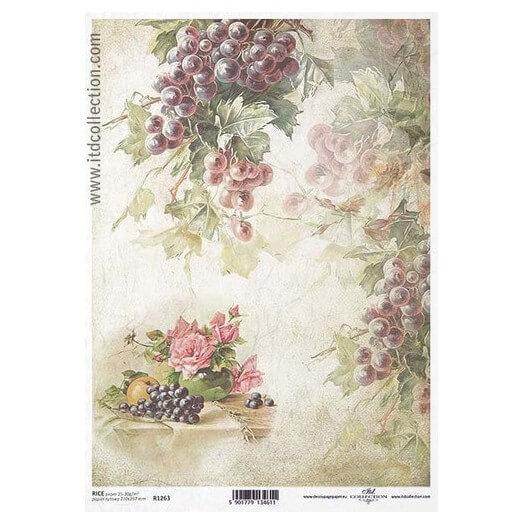 Ριζόχαρτο ITD Collection, 21x29cm, R1263