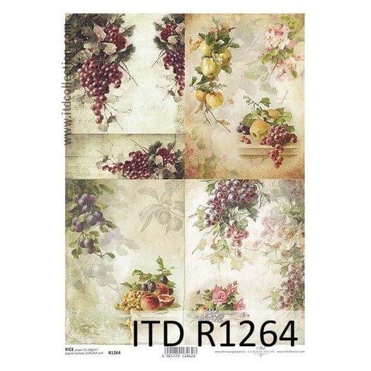 Ριζόχαρτο ITD Collection, 21x29cm, R1264