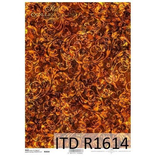 Ριζόχαρτο ITD, 21x29cm, Ταπετσαρία, R1614