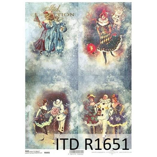 Ριζόχαρτο ITD, 21x29cm, R1651