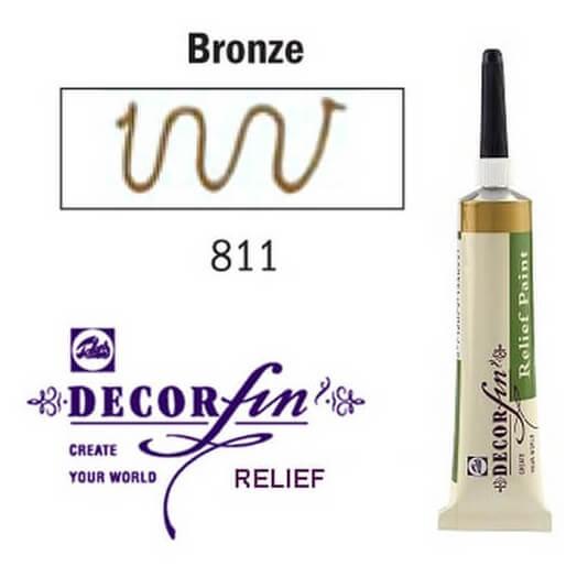 Relief 20ml Decorfin 811 Bronze