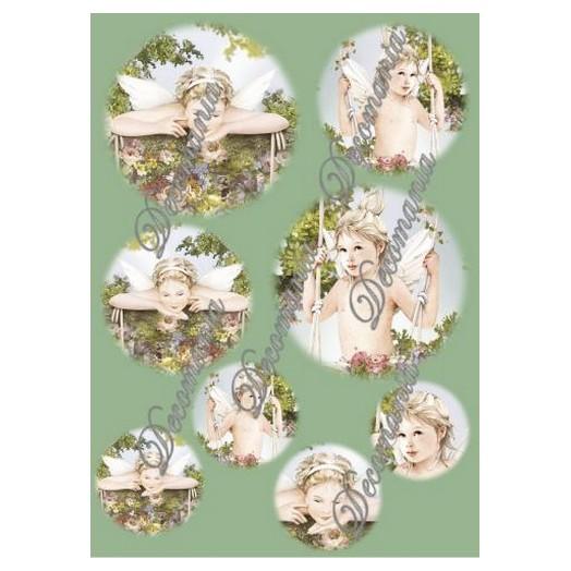 Χαρτί Decomania για Ντεκουπάζ 35x50cm