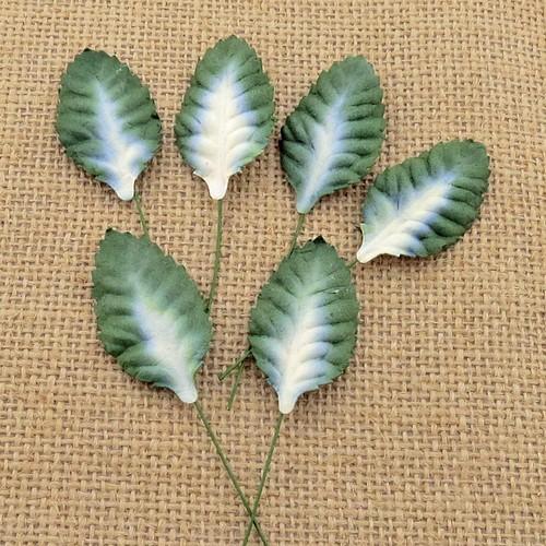 Φυλλαράκια Green/White 45mm, 10 τεμ.