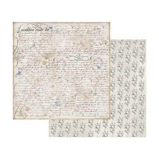 Χαρτί scrapbooking double face 31,2x30,3cm, Stamperia