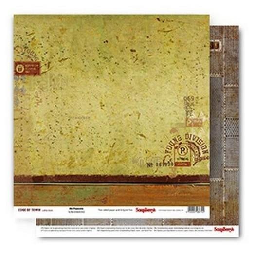 Χαρτί Scrapbooking Edge of Town 30,5x30x5cm