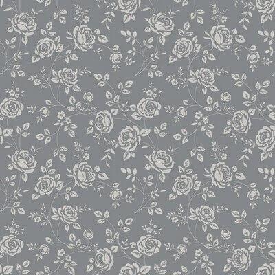 Χαρτοπετσέτα για Decoupage Little Roses Silver,1 τεμ.
