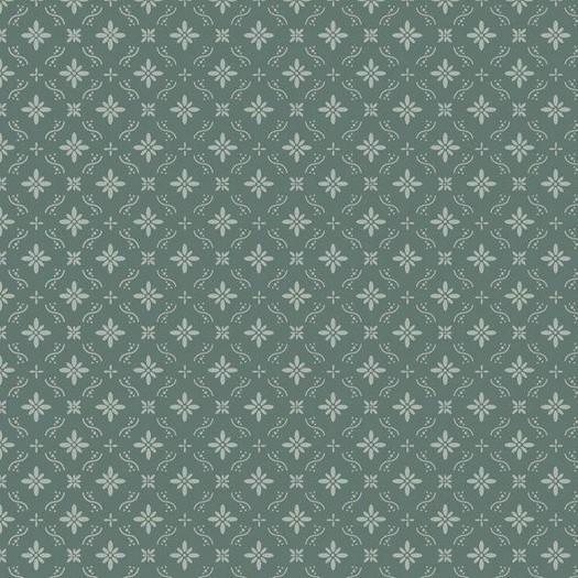 Χαρτοπετσέτα για Decoupage, Green pattern, 1τεμ