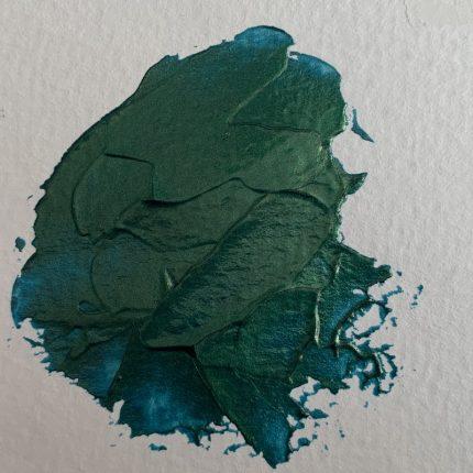 Stencil paste pearl 50 ml -Green