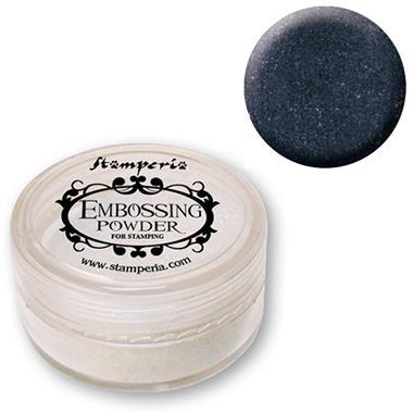 Σκόνη Embossing 7 gr Stamperia - Black