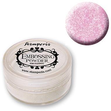 Σκόνη Embossing 7 gr Stamperia - Pink