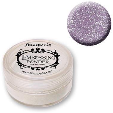 Σκόνη Embossing 7 gr Stamperia - Lilac