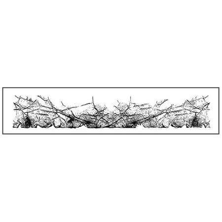 Σφραγίδα HD 4x18cm ,Stamperia