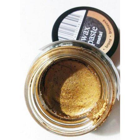 Πατίνα Wax paste Metallic 20ml Pentart - Bronze