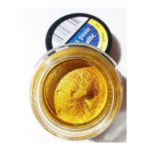 Πατίνα Wax paste Metallic 20ml Pentart - Yellow
