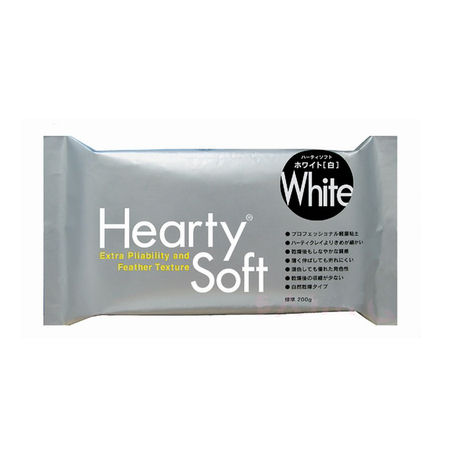 Hearty Soft White 100gr