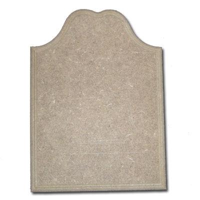 MDF επιφάνεια 20x14,5cm