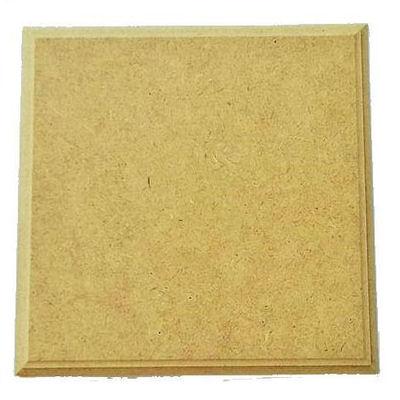 MDF επιφάνεια τετράγωνη 16.5x16.5cm