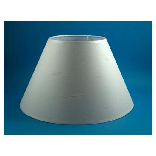 Καπέλο φωτιστικού λευκό 38cm Y24,5cm