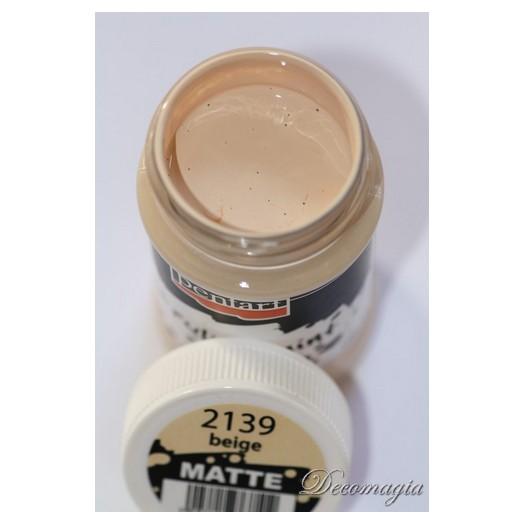 Χρώμα ακρυλικό 100ml Pentart, Beige
