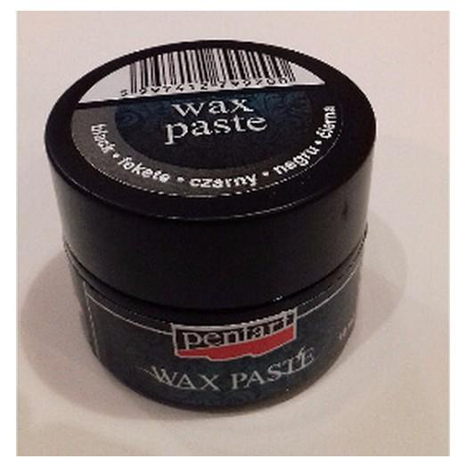 Πατίνα Wax Pentart Black, 20ml