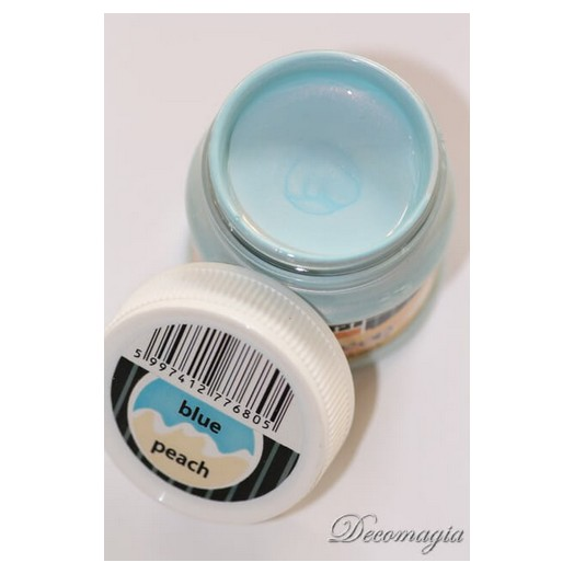 Χρώμα blue-peach 50ml