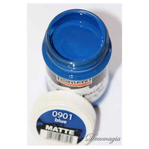 Χρώμα ακρυλικό 100ml Pentart, Blue
