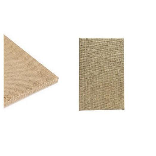 Τελάρο 10x15cm - 100 % φυσική λινάτσα